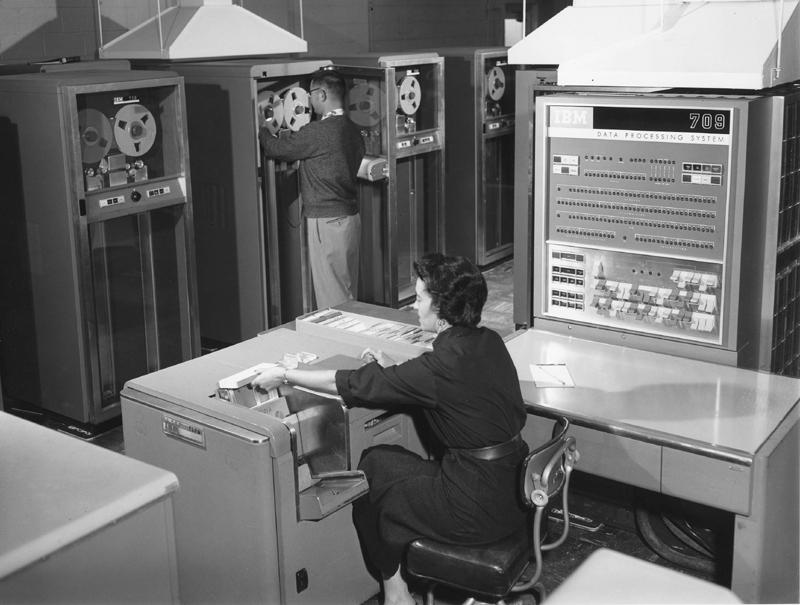 IBM 704 and 709 Systems