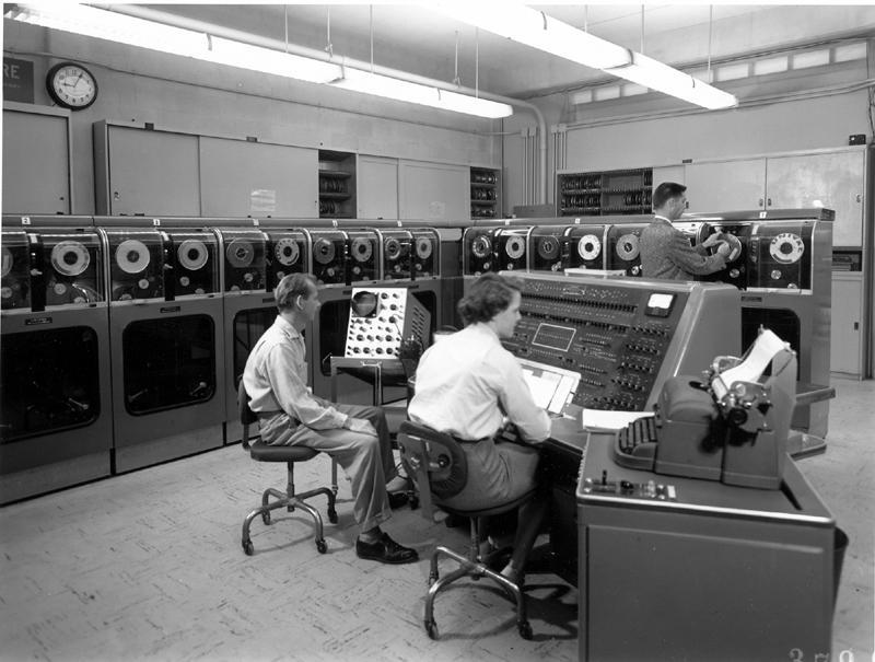 Univac Computer Univac 1 Comput...